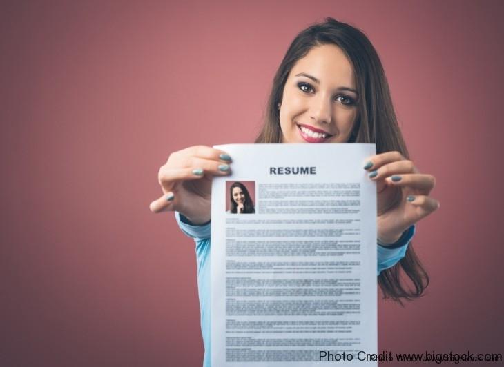 average resume word count