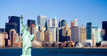 top five industries in new york