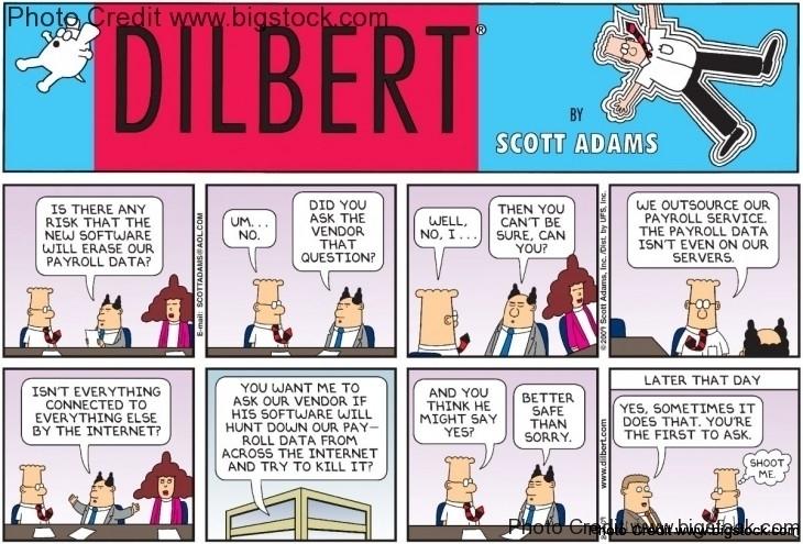 The Original Office Humor 10 Funniest Quot Dilbert Quot Comic