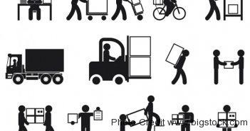 logistics career options