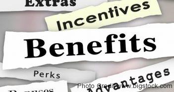 non-salary benefits