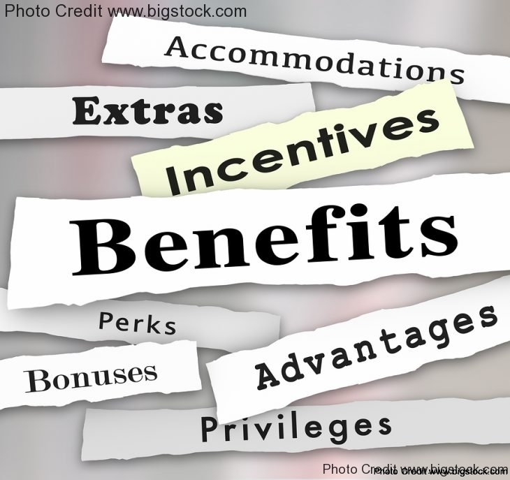 Incentive stock options benefits