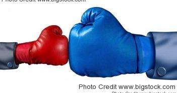 big corporation vs small business
