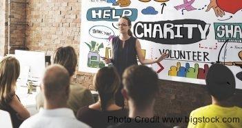small nonprofit