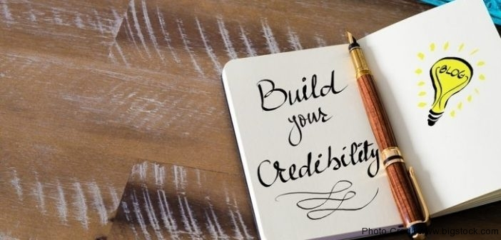 tips for building credibility
