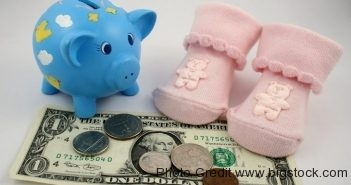 financial considerations when having a baby