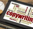 be a copywriter
